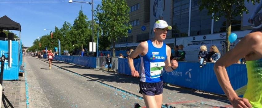 MARTIN OCEPEK - Copenhagen maraton
